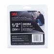 3M - 06384 - Automotive Acrylic Plus Attachment Tape, 06384, Black, 1/2 in x 5 yd, 45 mil
