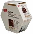 3M - 06484 - Dual Lock Reclosable Fastener System MP3551/MP3552, Black