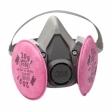 3M - 07003 - Half Facepiece Respirator Assembly 6391/07003 (AAD)