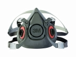 3M - 07026 - 3M Half Facepiece Reusable Respirator 6300/07026(AAD), Respiratory Protection, Large