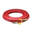 3M - 07033 - Supplied Air Hose W-3020-25 (AAD), 25 ft, 1/2 in ID, Industrial Interchange Fittings, Low Pressure - 78804613764