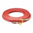 3M - 07034 - Supplied Air Hose W-3020-50 (AAD), 50 ft, 1/2 in ID, Industrial Interchange Fittings, Low Pressure  - 78804613772