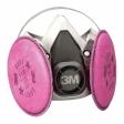 3M - 07183 - 3M Half Facepiece Respirator Packout PN 07183, Large