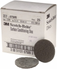 3M - 07509 - Scotch-Brite Surface Conditioning Disc 07509, 2 in x NH S SFN