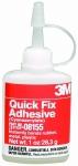 3M - 08155 - Quick Fix Adhesive, 1 oz Bottle