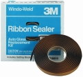 3M - 08620 - Windo-Weld Round Ribbon Sealer, 08620, 1/4 in x 15 ft Roll  - 62533460069