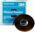 3M - 08625 - Windo-Weld Round Ribbon Sealer, 08625, 1/8 in x 1/4 in x 30 ft Roll - 62533460093