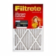 3M - 09822 - Filtrete Micro Allergen Reduction Filters 9822DC-6, 20 in x 30 in x 1 in - 70071370723