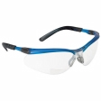 3M - 11473 - BX Reader Protective Eyewear 11473-00000-20 I/O Mirror Lens, Blue Frame, +1.5 Diopter - 70071539939