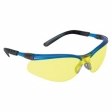 3M - 11524 - BX Ocean Blue Frame, Light Amber Anti-Fog Lens