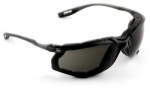 3M - 11873 - Virtua CCS Protective Eyewear 11873-00000-20, with Foam Gasket, GRAY Anti-Fog Lens - 70071647344