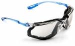 3M - 11874 - Virtua CCS Protective Eyewear 11874-00000-20, with Foam Gasket, I/O Mir Anti-Fog Lens - 70071647351