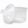 3M - 16028 - PPS Kit 3 Ounce Lids and Disposable Liners, 200 micron filters