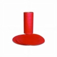 3M - 1609 - Red Abrasive Stikit Disc, 5 inch, 100 grit, 01609