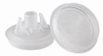3M - 16201 - PPS Disposable Lids Mini Size, 200 micron filters