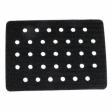 3M - 28325 - Clean Sanding Pad Hook Saver, 3 inch x 4 inch 33 Holes