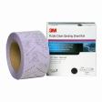 3M - 30709 - Hookit Purple Clean Sanding Sheet Roll 734U, 70MM x 12M, P180
