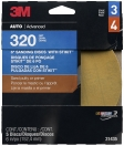 3M - 31435 - Stikit Gold Disc, 6 inch, P320 grit