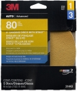 3M - 31443 - Stikit Gold Disc, 6 inch, P80 grit