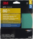 3M - 31506 - Stikit Green Corps Disc, 6 inch, 80 grit