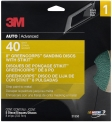 3M - 31550 - Stikit Green Corps Disc, 8 inch, 40 grit