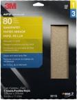 3M - 32115 - Sandpaper, 80 grit