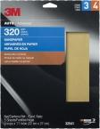 3M - 32541 - Sandpaper, 320 grit