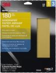 3M - 32545 - Sandpaper, 180 grit