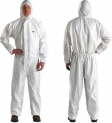 3M - 49789 - Disposable Protective Coverall 4510-BLK-L, 25/Pack - XL457000021