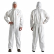 3M - 49793 - Disposable Protective Coverall Safety Work Wear 4510-BLK-4XL - 25/Pack - XL457000062