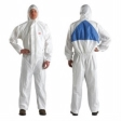 3M - 49806 - Disposable Protective Coverall Safety Work Wear 4540+BLK-M - 25/Pack - XL457000195