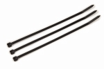 3M - 59293 - Standard Cable Tie CT8BK50-C, Black, Nylon, 50 lbs. tensile strength, 0.18 inch x 7.60 inch, 100 per bag, 59293