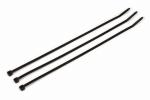 3M - 59300 - Standard Cable Tie CT11BK50-C, Black, Nylon, 50 lbs. tensile strength, 0.18 inch x 11.10 inch, 100 per bag, 59300