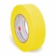 3M - 6654 - Automotive Refinish Yellow Masking Tape, 36 mm, 06654