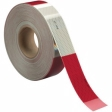 3M - 67535 - Diamond Grade Conspicuity Marking Roll 983-326, alternating six-inch red and white bands, 2 inch x 150 feet
