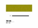 3M - 70103 - Scotchcal Striping Tape, 1/16 inch, Gold Metallic, 70103