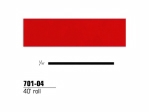 3M - 70104 - Scotchcal Striping Tape, 1/16 inch, Red, 70104