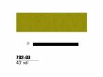 3M - 70203 - Scotchcal Striping Tape, 1/8 inch, Gold Metallic, 70203