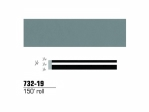 3M - 73219 - Scotchcal Striping Tape 73219, Medium Gray, 1/4 in x 150 ft