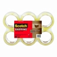 3M - 91764 - Scotch Commercial Grade Shipping Packaging Tape 3750-6, 1.88 in x 54.6 yd - 70005073047