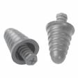 3M - P1300 - 3M Skull Screws Earplug, Uncorded - 120 pair