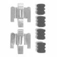 Motorcraft - BRPK-5617 - Disc Brake Hardware Kit