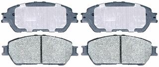 Raybestos - SGD906C - Brake Pad Set