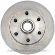 Raybestos - 56579R - Brake Rotor & Hub