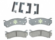 Raybestos - SP785PPH - Disc Brake Pad Set