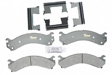 Raybestos - SP909TRH - Disc Brake Pad Set