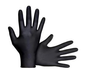 SAS - 66517-01 - Raven Powder-Free Nitrile Gloves, Medium