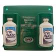 SAS - 5132 - Eyewash Station (Bottle Type) w Two 16 oz. Eye Irrigate Solution