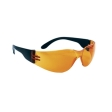 SAS - 5342 - NSX Eyewear - Orange Lens, Black Temple w Polybag
