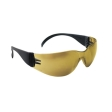 SAS - 5344 - NSX Eyewear - Gold Mirror Lens, Black Temple w Polybag